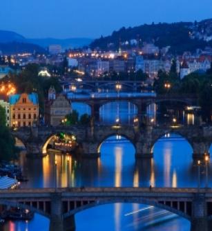 Magazín fDi Intelligence zařadil Prahu do TOP 25 evropských regionů budoucnosti