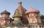 Navštivte chrám Vasila Blaženého v Moskvě